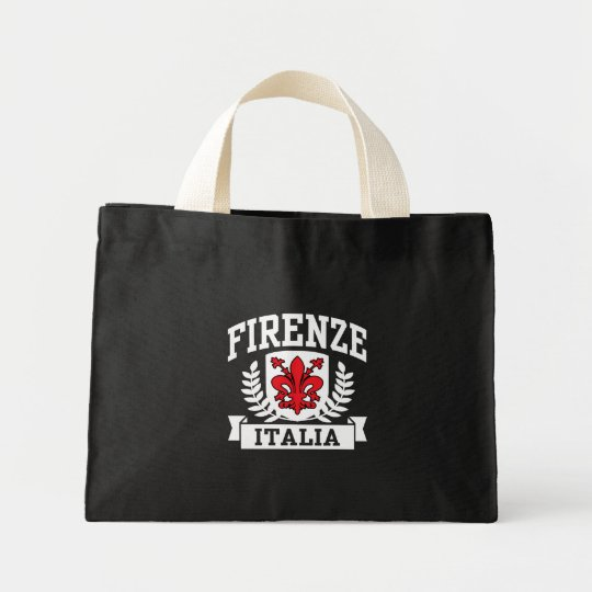 Firenze Italia Mini Tote Bag