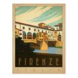 Firenze, Italia Postales