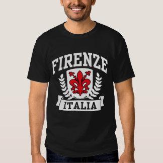 Firenze Italia Remeras