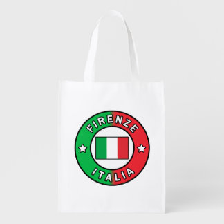 Firenze Italia Reusable Grocery Bag