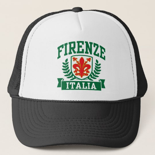 Firenze Italia Trucker Hat