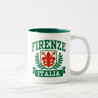 Firenze Italia Two-Tone Coffee Mug
