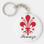 Firenze Keychain