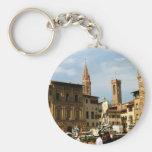 Firenze Keychains