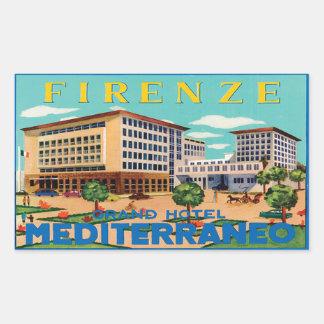 Firenze Large Mediterraneo Hotel