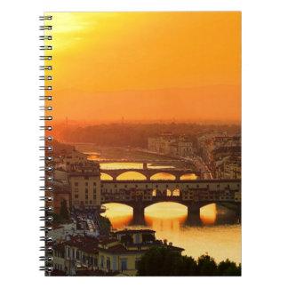 Firenze Libro De Apuntes