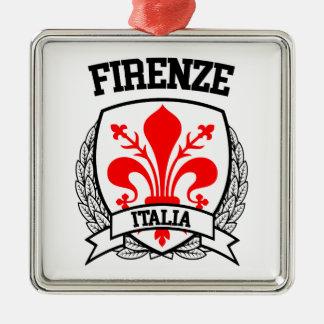 Firenze Metal Ornament