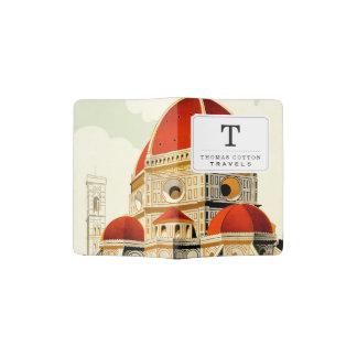 Firenze Passport Holder