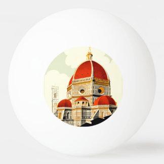 Firenze Pelota De Ping Pong