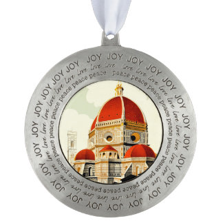 Firenze Pewter Ornament