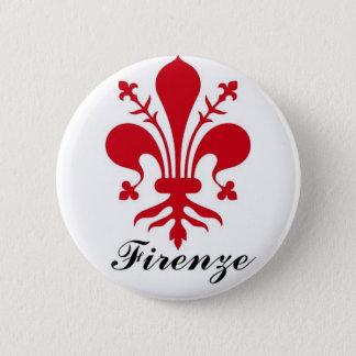 Firenze Pinback Button