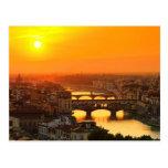 Firenze Post Card