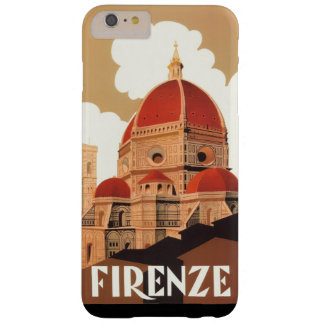 Firenze Poster iPhone 6/6S Plus Barely There Case