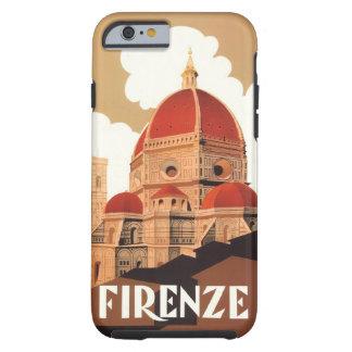 Firenze Poster iPhone 6/6S Tough Case Tough iPhone 6 Case