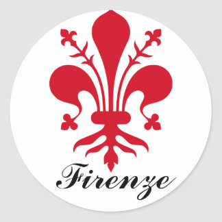 Firenze Stickers