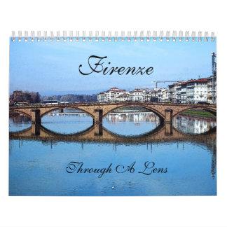 Firenze Calendario