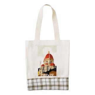 Firenze Zazzle HEART Tote Bag