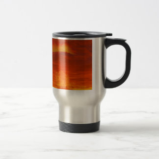 Fireopard Travel Mug