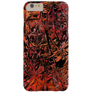 firepattern|psychedelic||Art|cool|Hippie|spacy Barely There iPhone 6 Plus Case