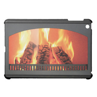 Fireplace Case Cover iPad Mini Cases