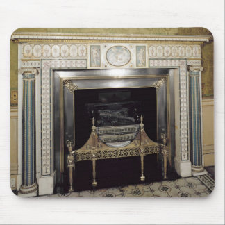 Fireplace from Syon House, Middlesex, c.1760 Mouse Pad