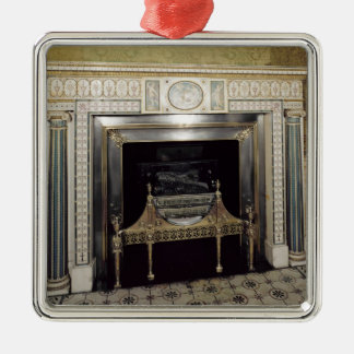 Fireplace from Syon House, Middlesex, c.1760 Christmas Ornament