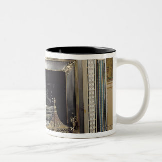 Fireplace from Syon House, Middlesex, c.1760 Two-Tone Coffee Mug