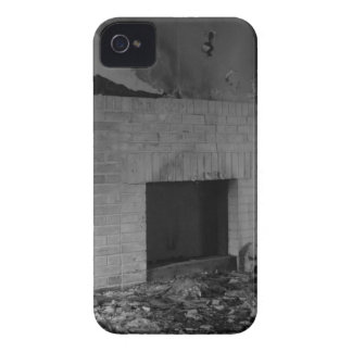 Fireplace iPhone 4 Cover