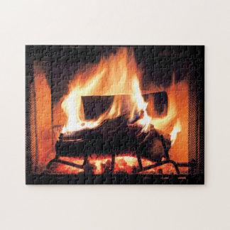 Fireplace Jigsaw Puzzle
