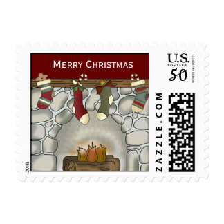 Fireplace Postage
