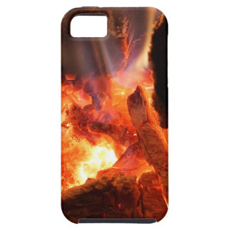 Fireplace Smoldering Embers iPhone SE/5/5s Case