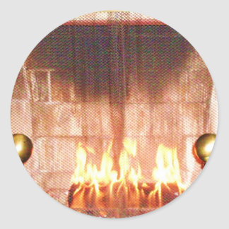 FIREPLACE stickers
