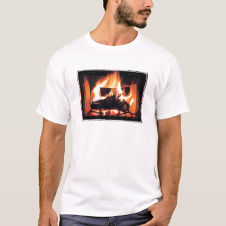 Fireplace T-Shirt
