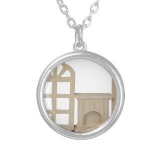 FireplaceArchedWindows101115.png Round Pendant Necklace