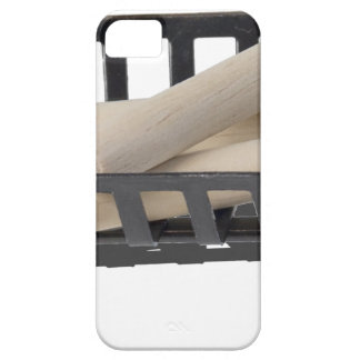 FireplaceGrillAndLogs040515.png iPhone SE/5/5s Case