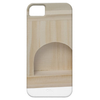 FireplaceHatchetLogs101115.png iPhone SE/5/5s Case
