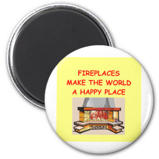 fireplaces magnets
