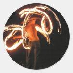 FirePlay Sticker