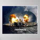 Firepower Print