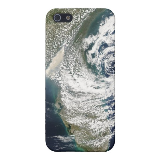 Fires and smoke in Georgia and Florida iPhone SE/5/5s Cover