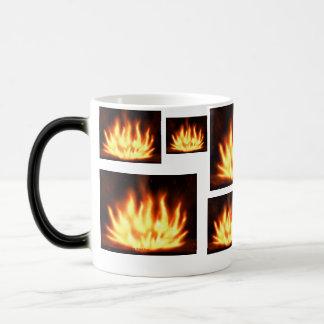 Fires At Midnight Magic Mug