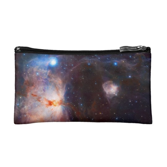 Fires of the Flame Nebula - NGC 2024 in Orion Makeup Bag