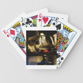 Fireside Bicycle Playing Cards