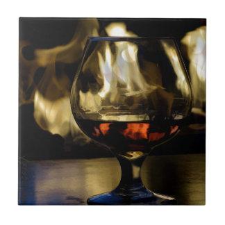 Fireside Ceramic Tile