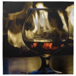 Fireside Cloth Napkin