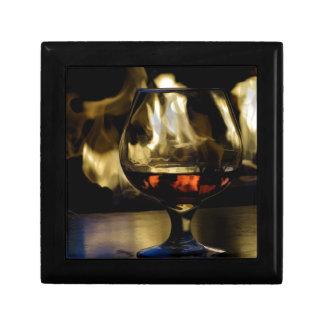Fireside Keepsake Box