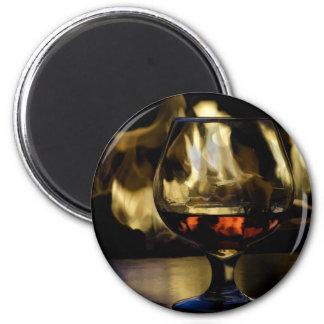 Fireside Magnet