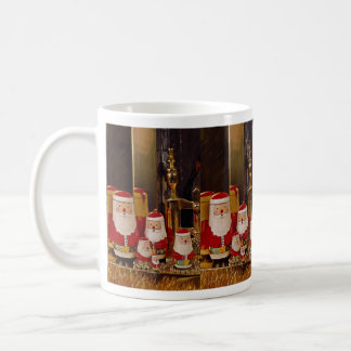 Fireside Classic White Coffee Mug
