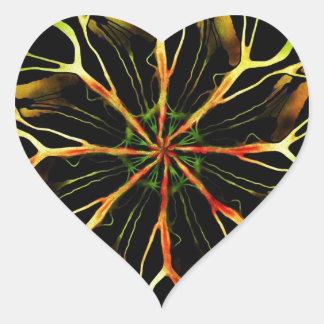 firestar.jpg pegatina en forma de corazón