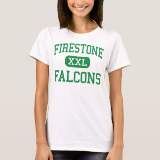 Firestone - Falcons - High School - Akron Ohio T-Shirt